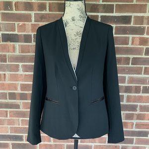 Like new Gap black career work blazer jacket
